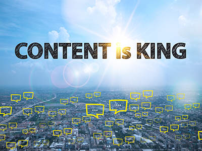 Digital Marketing Trends - Content is Still the King