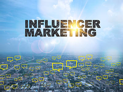 Digital Marketing Trends-Influencer Marketing