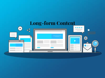 Digital Marketing Trends - Long-form Content