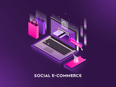 Digital Marketing Trends - Social e-Commerce