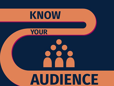 know your audience  | amura