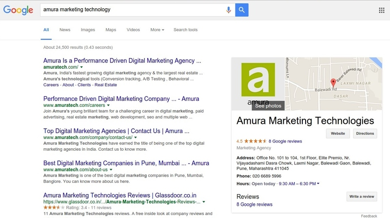local seo ranking guide | amura